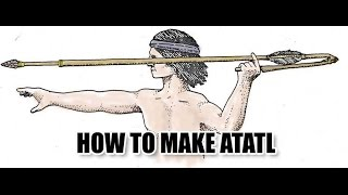 In this video we make a simple survival spear thrower or atatl as its also known.if you happened to enjoy this video please give it a thumbs up and maybe even subscribe to get updates on new videos!check out our other videos like making a pocket slingshot or crossbow.