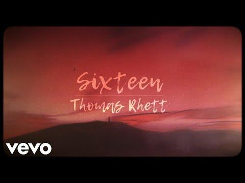 Video Thomas Rhett - Sixteen (Lyric Video) download in MP3, 3GP, MP4, WEBM, AVI, FLV January 2017