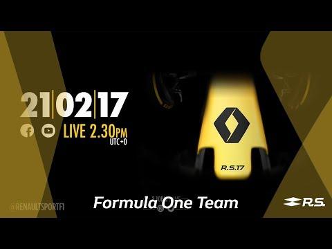 هذه سيّارة Renault  لل Formula One