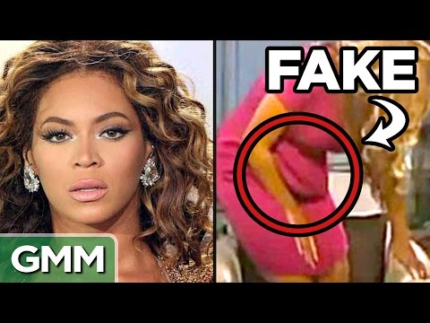 11 • E39___  _    Did Beyonce Fake Her Pregnancy?