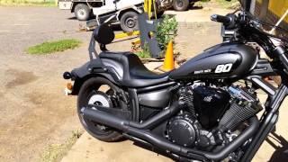 3. Yamaha stryker 2014