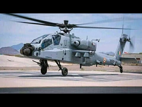 India's first Apache, Chinook choppers...