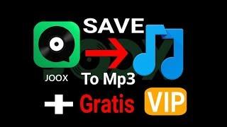 Cara Download Lagu HD Mp3 di Joox 1000% Berhasil!
