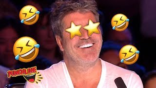 Video OFFICIALLY THE FUNNIEST Magician EVER ON Britains's Got Talent! MP3, 3GP, MP4, WEBM, AVI, FLV Agustus 2019