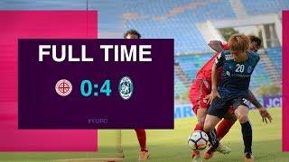 Video GFA 0-4 Yangon United Highlights MP3, 3GP, MP4, WEBM, AVI, FLV Mei 2018