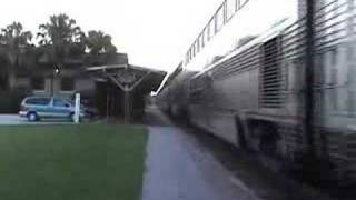 De Land (FL) United States  city pictures gallery : Amtrak Auto Train Deland Florida