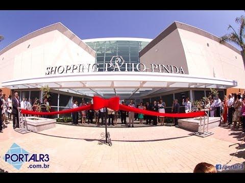 Shopping Pátio Pinda é inaugurado em Pindamonhangaba