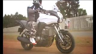 5. Kawasaki 1000 Versys Review