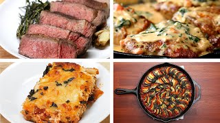 Awesome Cast Iron Recipes by Tasty