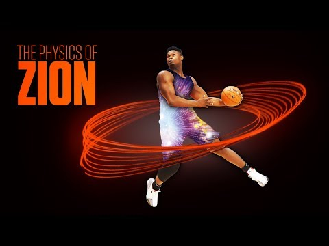 The physics of Zion Williamson | Just Curious