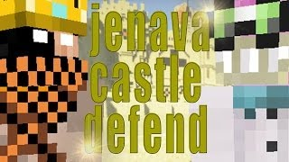 Jenava Castle Defend - Ronald droomt over Pieter