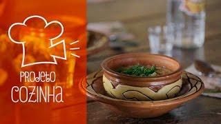 Pela-égua (canjiquinha)| Projeto Cozinha