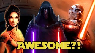 Video Why Was Star Wars: Knights of the Old Republic SO AWESOME?! MP3, 3GP, MP4, WEBM, AVI, FLV Juni 2018