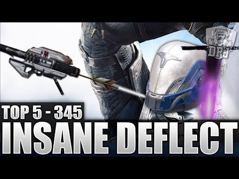 Destiny: Sword Deflection Triple! WTF - Top 5 Sword Plays Of The Week / Episode 345