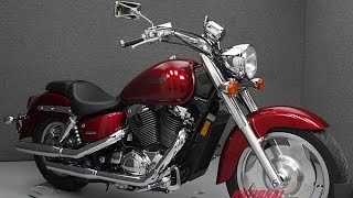 3. 2004  HONDA  VT1100 SHADOW 1100 SABRE - National Powersports Distributors