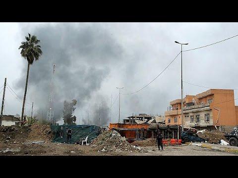 Μοσούλη: Κοντά σε τέμενος-σύμβολο του ΙΚΙΛ οι ιρακινές δυνάμεις