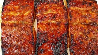 This Honey glazed salmon recipe is the simplest way to make easy and delicious salmon recipe. It takes less time to make and it ...