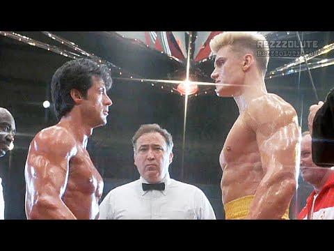 Rocky vs Drago (Stallone vs Lundgren)