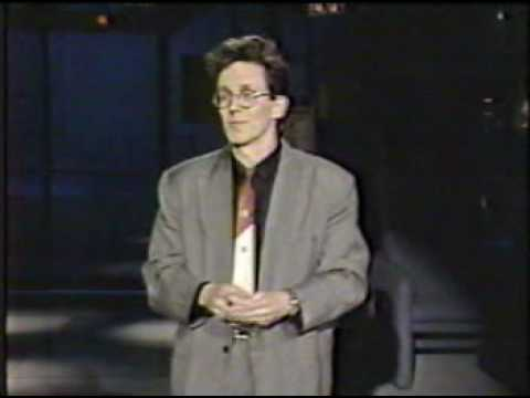Jake Johannsen on Letterman, 1/14/88