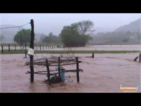 Chuva na comunidade de PAJEÚ - Botuporã-BA