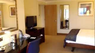 Templepatrick United Kingdom  City pictures : Hilton Templepatrick Belfast Queen Room Tour