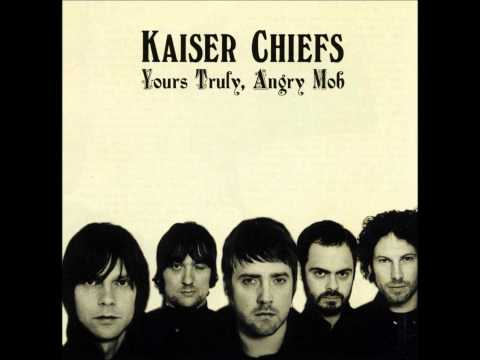 chiefs - All music rights belong to Kaiser Chiefs; B-Unique; Universal Motown; UMG; Liberation Music. TRACK LISTING AND LYRICS: 1. Ruby [00:00] - http://bit.ly/9k6OKO...