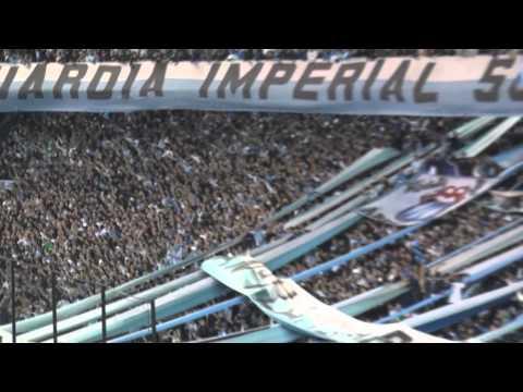 Vamos Racing todavía que estás para ganar - Racing 2 - 1 Estudiantes - Liguilla Pre libertadores - La Guardia Imperial - Racing Club - Argentina - América del Sur