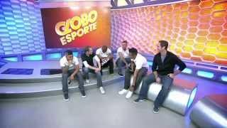Clipe especial do título !!! Tradição no Globo Esporte de São Paulo: o programa da segunda-feira seguinte ao título paulista vem com um clipe especial, de 9 ...