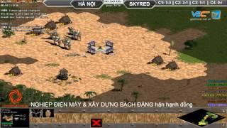 Hà Nội vs Skyred, Ngày 13/10/2015, C3T3, game đế chế, clip aoe, chim sẻ đi nắng, aoe 2015