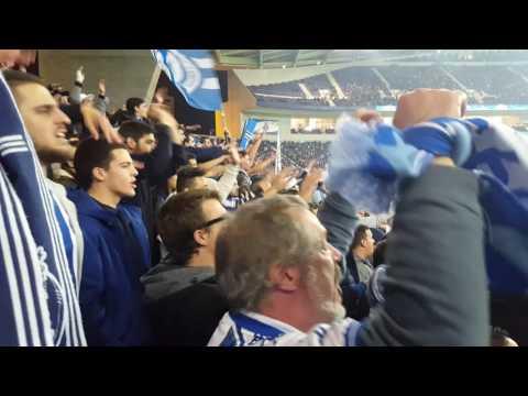 Porto vs Leicester Golo André