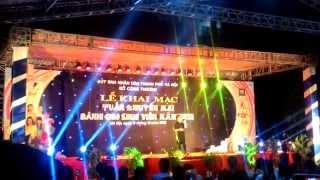 Chưa Bao Giờ - Trung Quân Idol hát tại Bách Khoa Hà Nội, trung quan idol, nhac trung quan idol, album trung quan idol