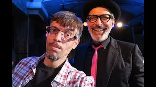Jazzin' it up with Jeff Goldblum !!!    In this out and about, Arron and I hit up a weird store called Odz N Endz.  Then we get some double-doubles at Inn-And-Out.  We finish the night at a jazz club in East Hollywood to see the one and only Jeff Goldblum and the Mildred Snitzer Orchestra perform at the Rockwell▶ My Instargram https://www.instagram.com/wetmovie_1/ ▶Twitter https://twitter.com/WetmovieLIKE US ON FACEBOOK -https://www.facebook.com/Wetmovie1-For-Life-Like-Page-219134578131202/?ref=bookmarksCheck out Arron's independent film Dead Kansas on Amazon Video!http://www.amazon.com/gp/product/B00U143XLIDead Kansas Facebook https://www.facebook.com/deadkansas