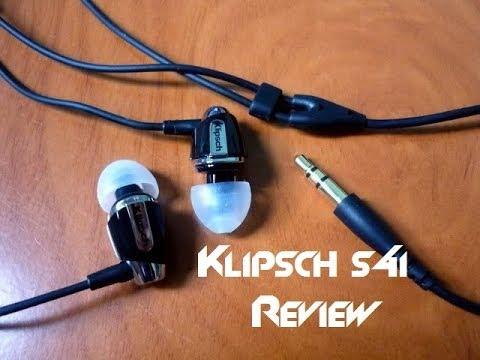 Best Earphones Under $50! - Klipsch s4i/s4-II/s4 Review and Unboxing