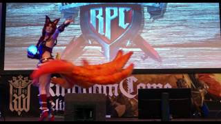 RPC 2017 - League of Legends - Cosplay Contest Full