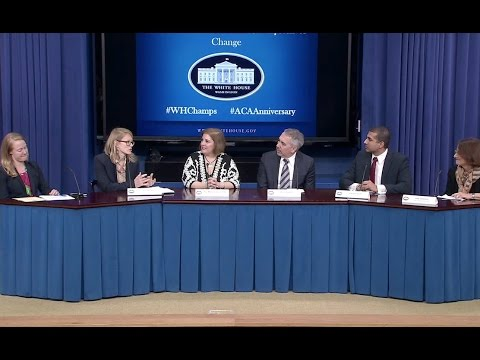 White House Champions of Change for the Affordable Care Act