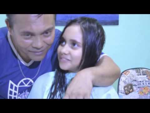 Video Aula Corte De Cabelo Feminino Infantil Comprido REPICADO