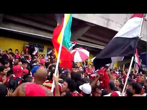 Que te pasa avalancha - Los Demonios Rojos - Caracas