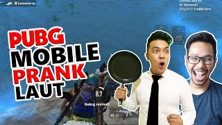 Video PRANK TURUN LAUT - PUBG MOBILE INDONESIA MP3, 3GP, MP4, WEBM, AVI, FLV Maret 2019