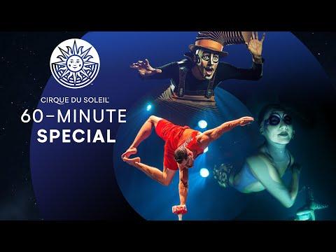 60-MINUTE SPECIAL #1 | Cirque du Soleil | KURIOS – Cabinet of Curiosities, ''O'' and LUZIA
