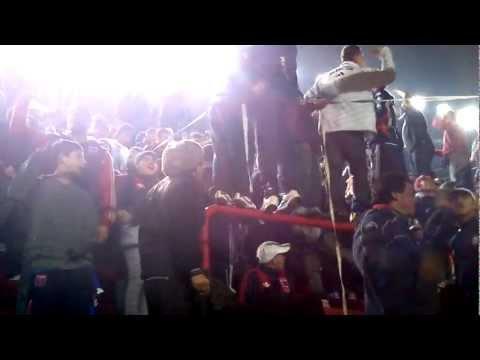 Copa Sudamericana 16/08/2012 aaaj 1 TIGRE 2 - La Barra Del Matador - Tigre