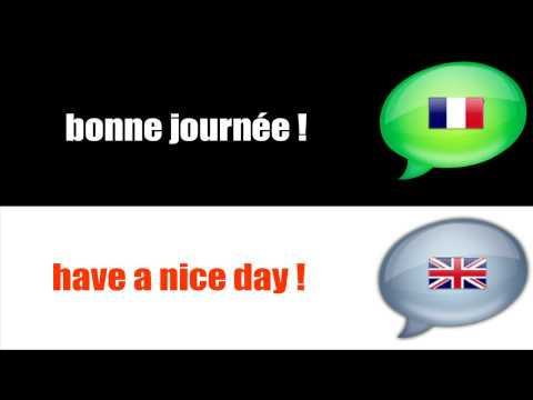 SURVIVAL FRENCH : GREETINGS 2