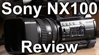 "A review of Sony's HXR-NX100 camcorder. This is a low cost, HD (and SD!) only entry-level pro camcorder boasting a 1"" sensor, 12x optical zoom and full manual controls, recording to XAVC-S format on SDXC cards.Published by www.tubeshooter.co.ukwww.twitter.com/tubeshootermagwww.facebook.com/tubeshootermag"
