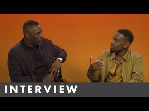YARDIE - Idris Elba interviews leading star Aml Ameen