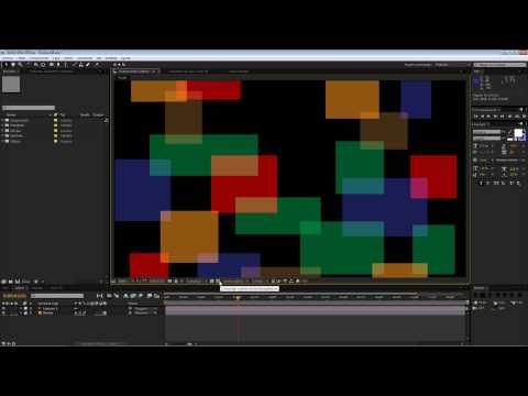 Video 5 de After Effects: Conoce la interfaz de After Effects