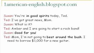 تحدث الانجليزية الأمريكية المحادثة 08