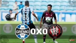 Grêmio 0x0 Atlético PR (Melhores Momentos) Brasileirão 2017