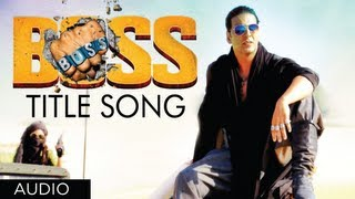 BOSS Title Song Full Audio Feat