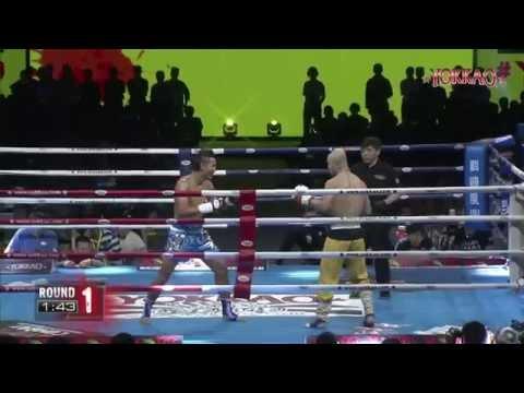 YOKKAO 9: Sudsakorn Sor Klinmee vs Yi Long – Muay Thai vs Shaolin Kung Fu