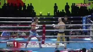 Xinyang China  city images : YOKKAO 9: Sudsakorn Sor Klinmee vs Yi Long - Muay Thai vs Shaolin Kung Fu