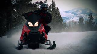 7. 2011 Polaris 144 Assault Switchback 800 Test Ride